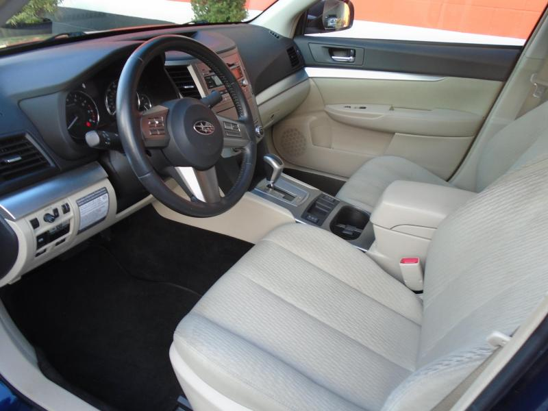 2011 Subaru LEGACY PREMIUM Car