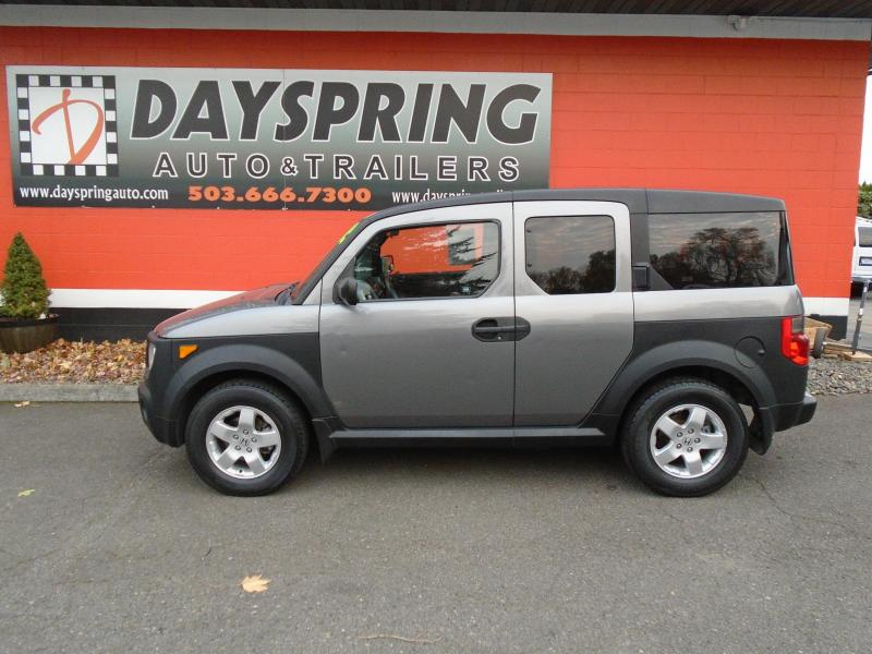 2005 Honda ELEMENT E/X 4X4 SUV