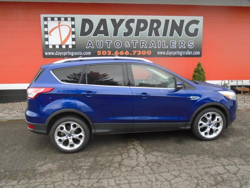 2013 Ford ESCAPE TITANIUM 4X4 Other Trailer