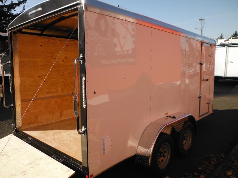 2018 Mirage Trailers MXL714TA2 Enclosed Cargo Trailer