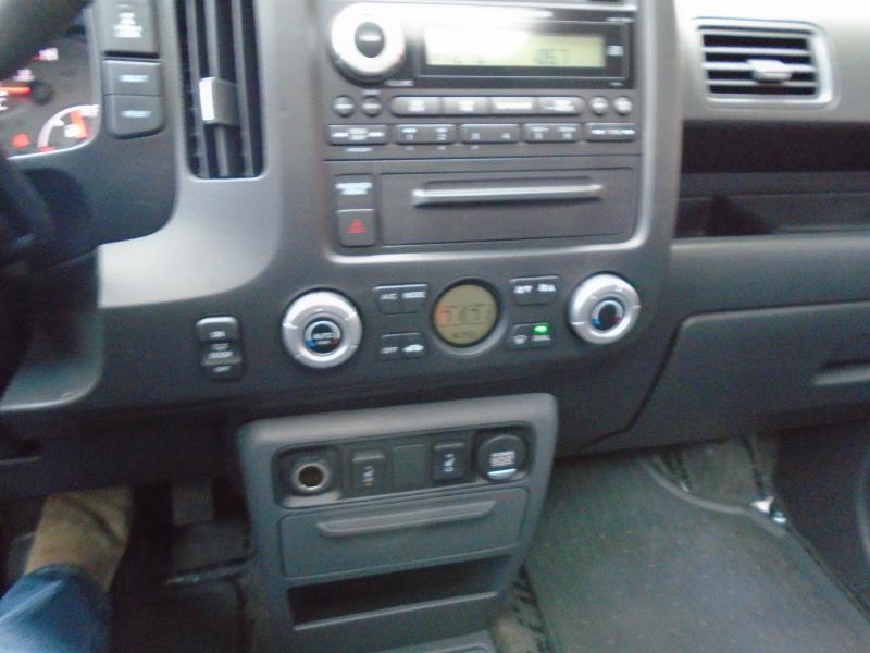 2008 Honda RIDGELINE RTL Truck