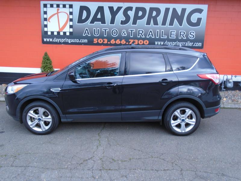 2013 Ford ESCAPE 4X4 SUV