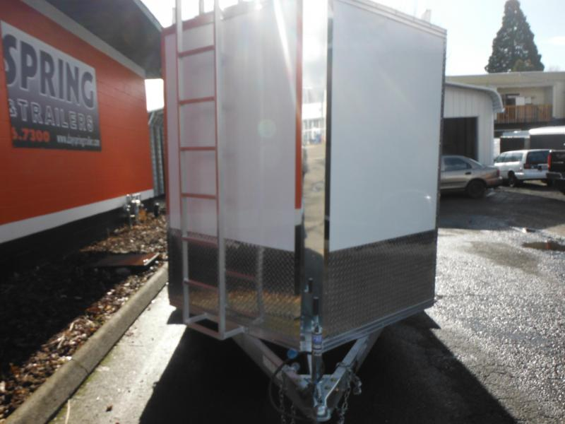 2019 CargoPro Trailers CONTRACTOR Enclosed Cargo Trailer