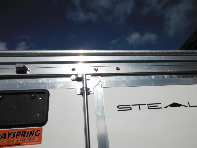 2018 Alcom-Stealth CONTRACTOR Enclosed Cargo Trailer