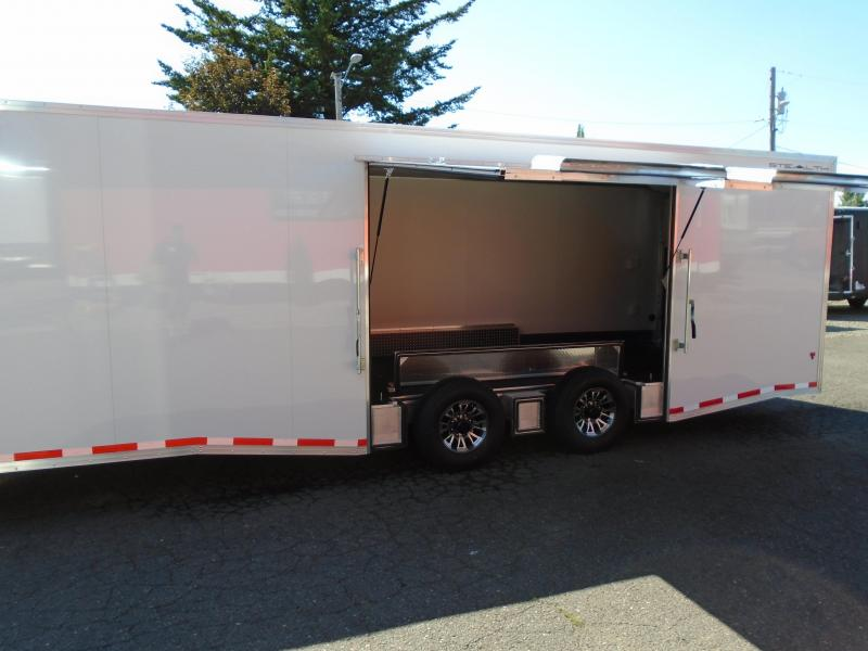 2018 Alcom-Stealth STEALTH Car / Racing Trailer