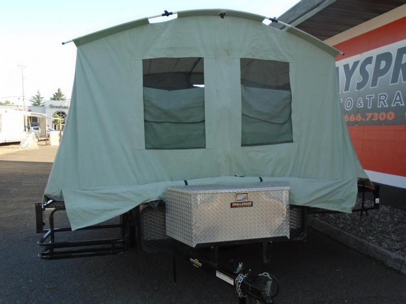2005 Jumping Jack Trailers Other JJT6X8 Tent Camper RV