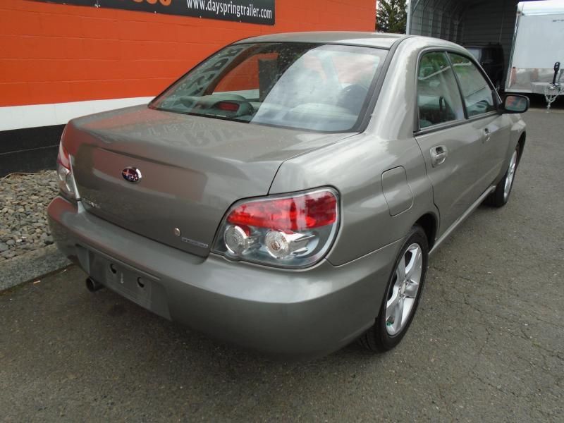2006 Subaru IMPREZA Car