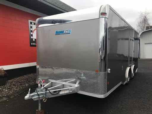 2018 CargoPro Trailers C8.5X20CH-LM Car / Racing Trailer