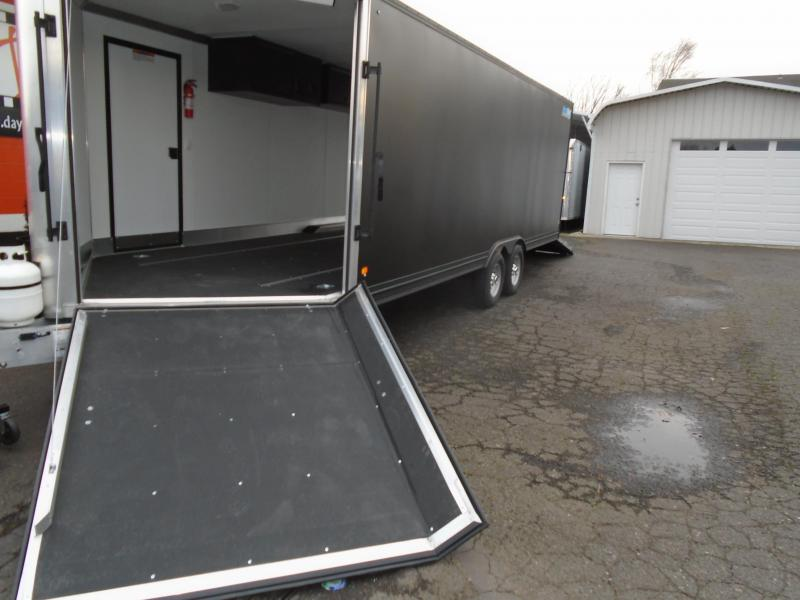 2019 CargoPro Trailers C8.5X24CH-AS Enclosed Cargo Trailer