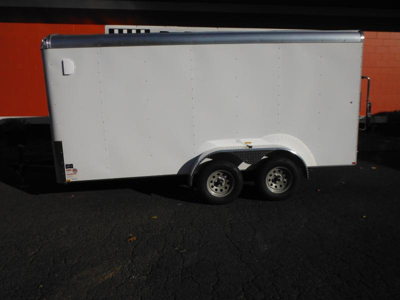 2018 Mirage Trailers MXL714TA2 Enclosed Cargo Trailer