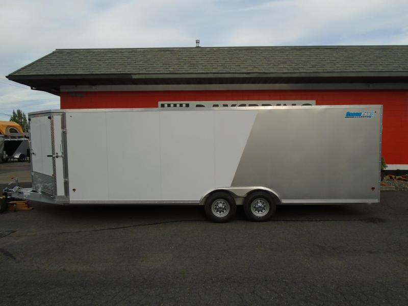2019 Alcom-Stealth C8X24 ALL SPORT Enclosed Cargo Trailer