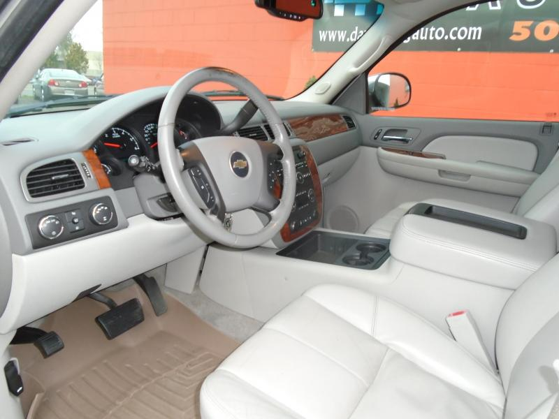 2008 Chevrolet TAHOE 4X4 LT SUV