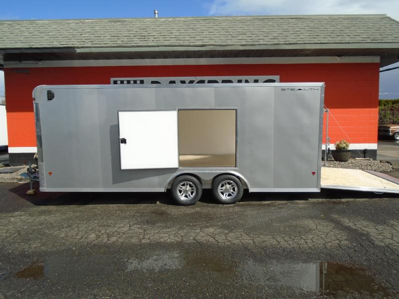 2018 Stealth Trailers C8X20SCH-LM Car / Racing Trailer