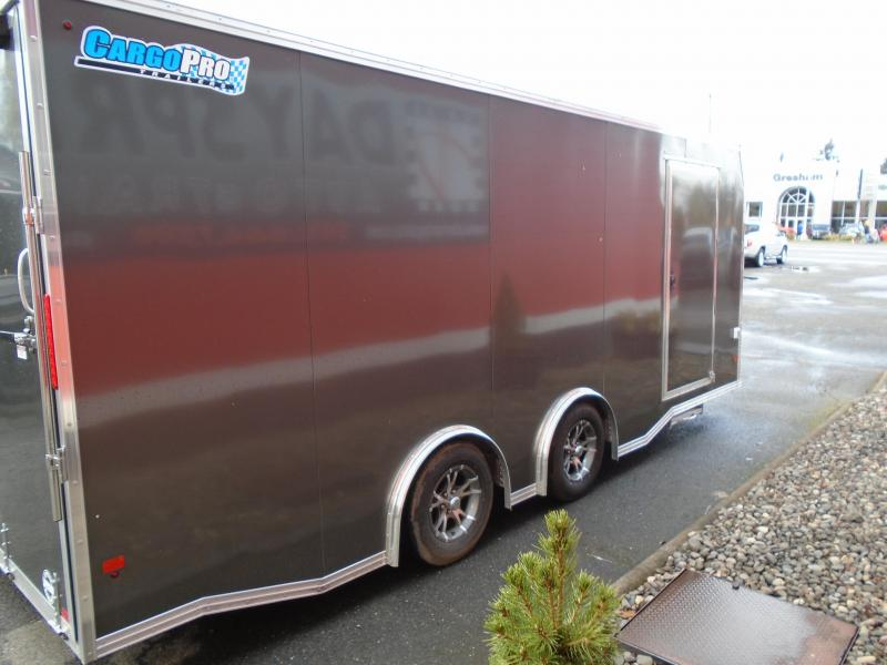2018 Alcom-Stealth C8.5X20CH-LM Car / Racing Trailer