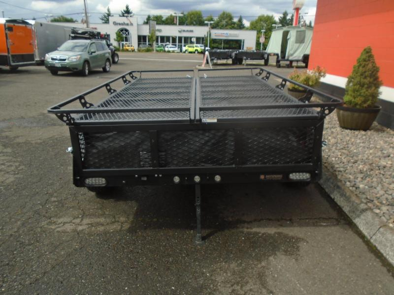 2018 Jumping Jack Trailers Other (Not Listed) JJT6X8 BLACKOUT Tent Camper RV
