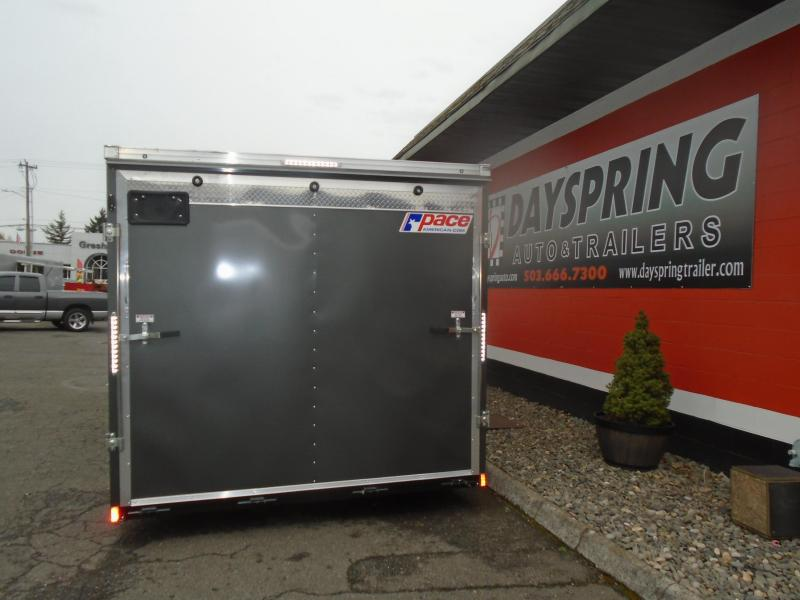 2020 Pace American PR85X24TE3 Enclosed Cargo Trailer