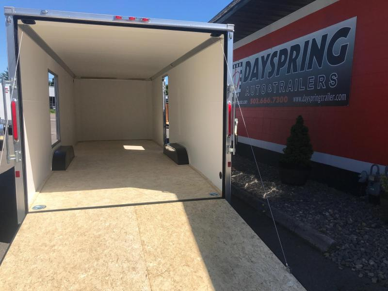 2019 Charmac Trailers STEALTH 8.5X24 Car / Racing Trailer