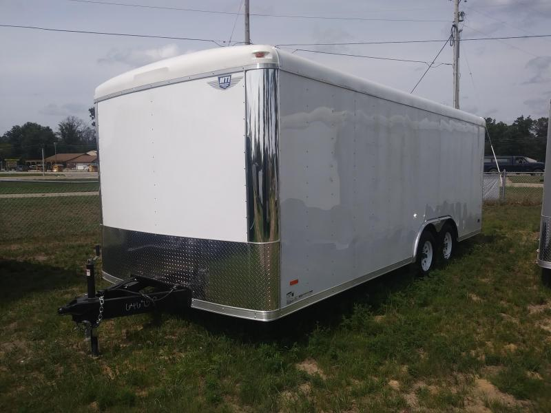 2018 MTI Trailers MST8.5X20 Car / Racing Trailer