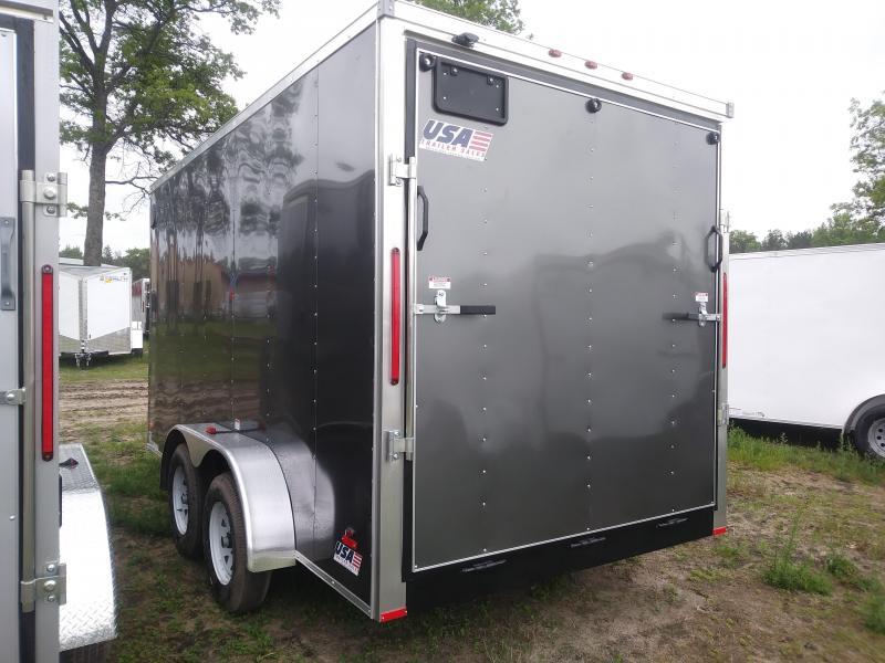 2019 MTI Trailers 7X14 Enclosed Cargo Trailer