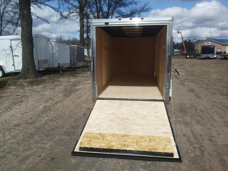 2019 MTI Trailers MWT6x12SA Enclosed Cargo Trailer