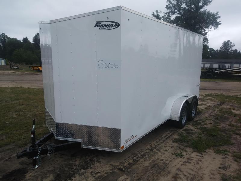 2020 Formula Trailers FSCAA7X16TE2FF Enclosed Cargo Trailer