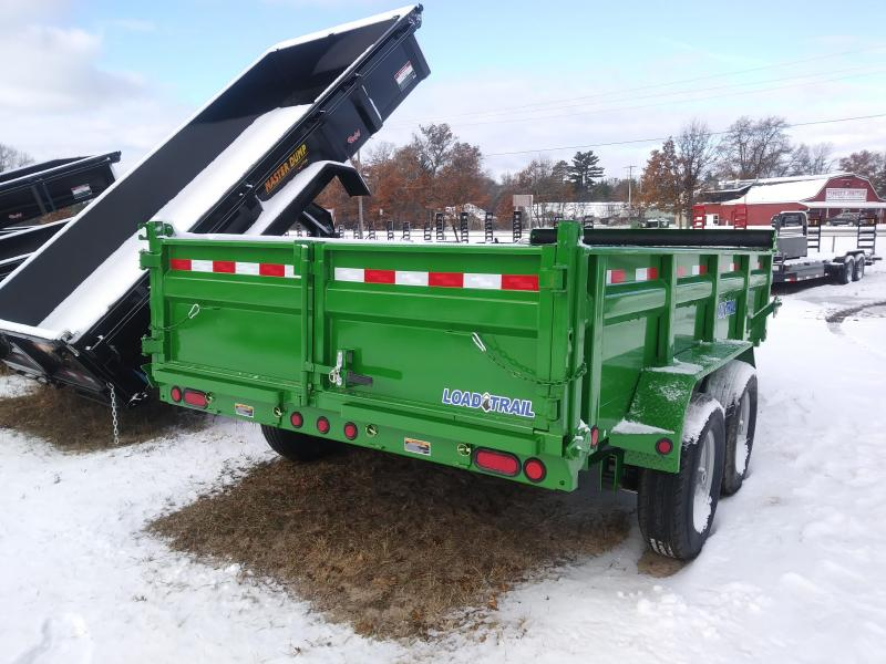 2019 Load Trail DT 83 x 14 Dump Trailer