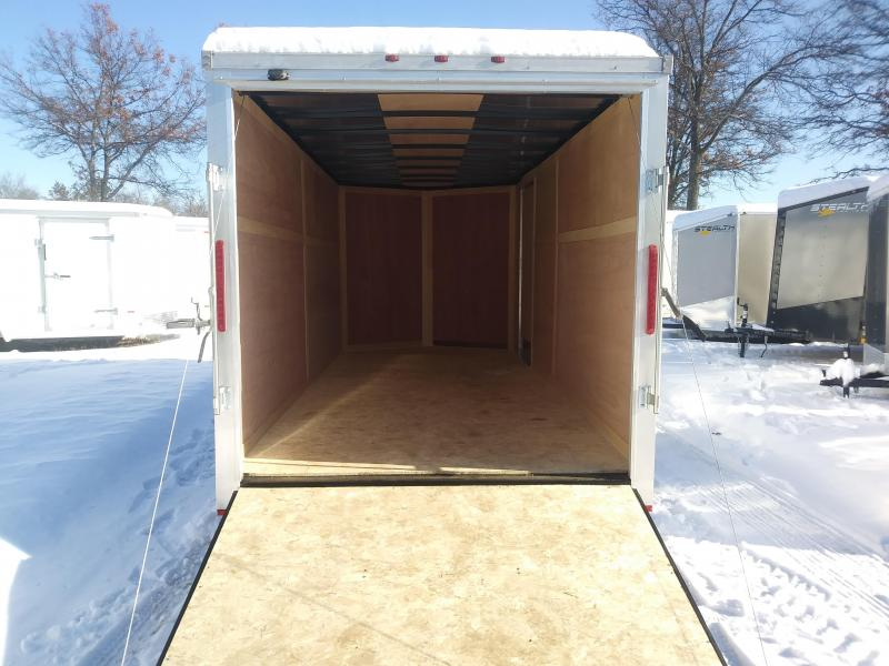 2019 RC Trailers 7 X 16 Enclosed Cargo Trailer