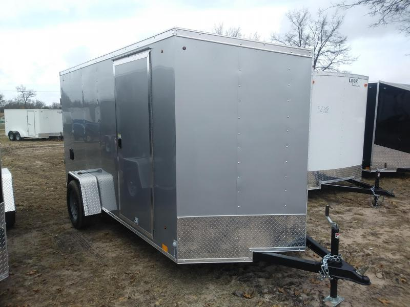 2019 Look Trailers St 6x12 Cargo Deluxe / Enclosed Trailer