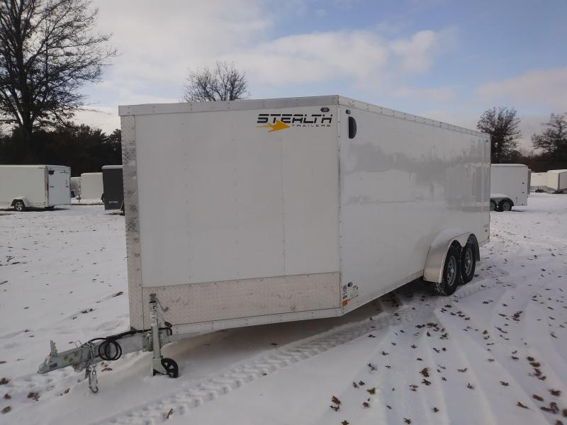 2019 Stealth 7x23 Snowmobile Trailer