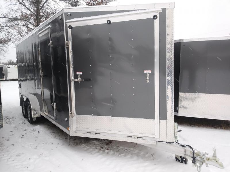 2019 Stealth Trailers Apache series Snowmobile Trailer
