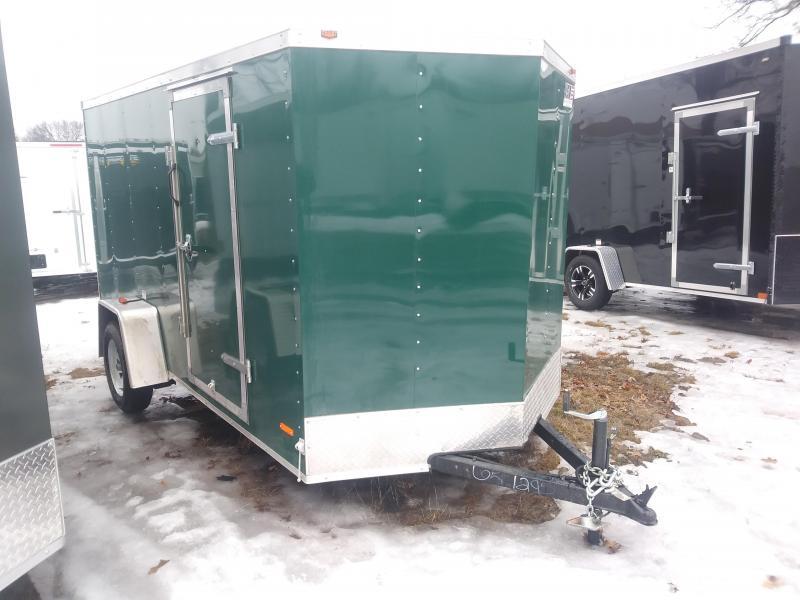 2019 MTI Trailers 6x12 Enclosed Cargo Trailer