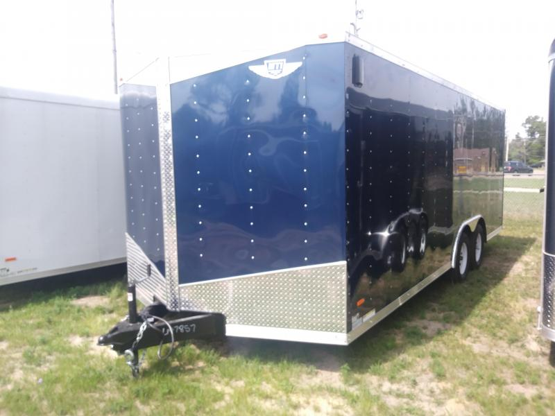 2019 MTI Trailers MWT8.5X20 Car / Racing Trailer