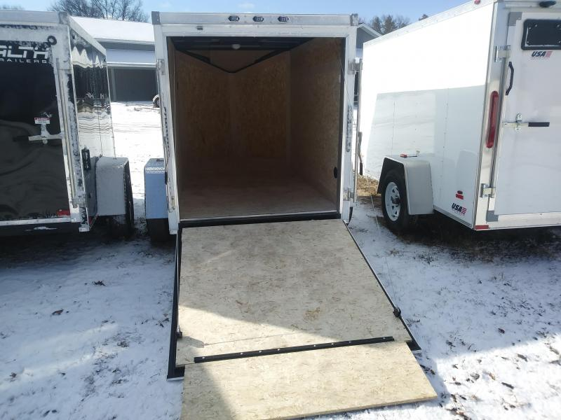 2020 Stealth Trailers Titan 5x8 Enclosed Cargo Trailer