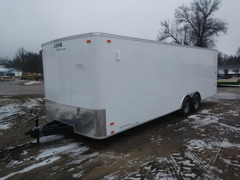 2020 Look Trailers 8.5 x 24 10K Car / Racing Trailer