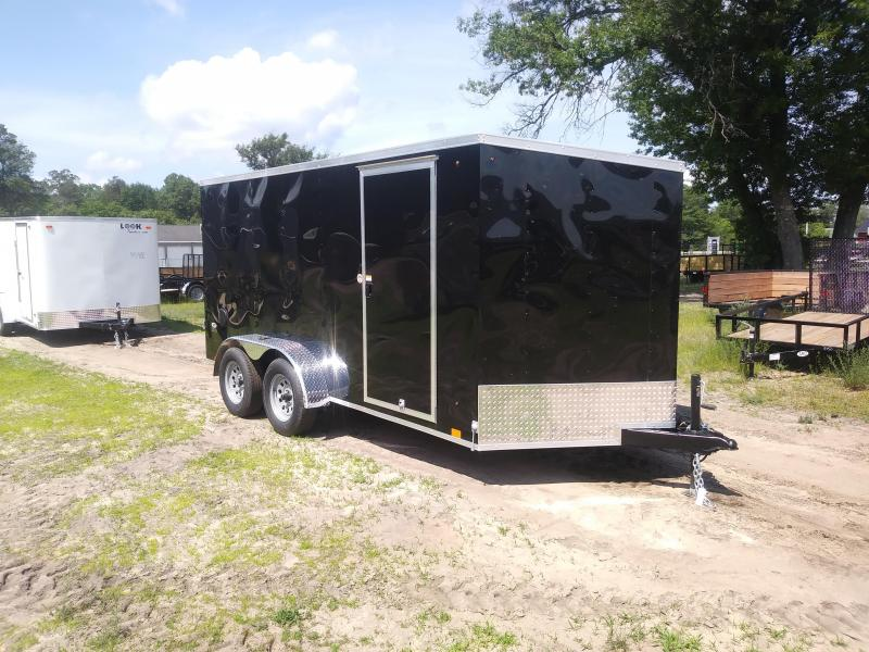 2020 Look Trailers 7X16 DLX Enclosed Cargo Trailer