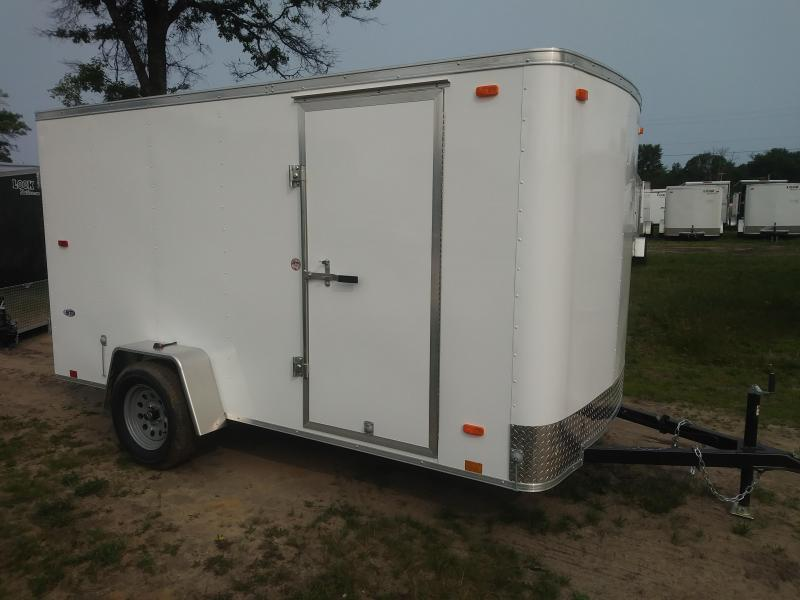2020 Look Trailers 6X12 Enclosed Cargo Trailer