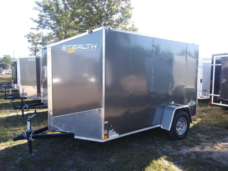 2019 Stealth Trailers 6x10 Enclosed Cargo Trailer