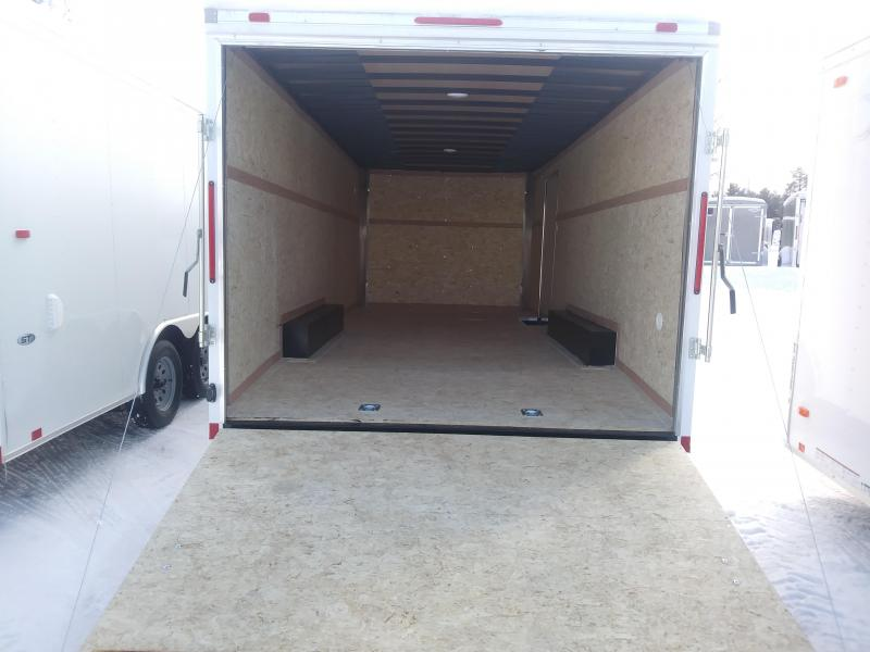 2020 Look Trailers 8.5X20 7K Car / Racing Trailer