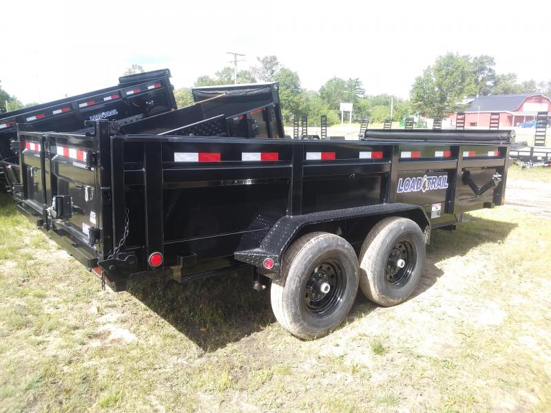 2020 Load Trail DT8316 Dump Trailer
