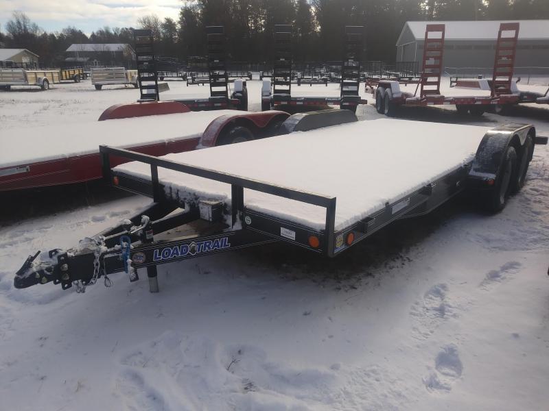 2019 Load Trail CH Carhauler 83 x 18 Car / Racing Trailer