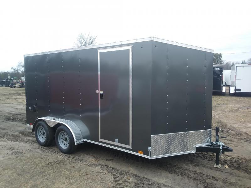 2019 Look Trailers STLC7X14TE2 Enclosed Cargo Trailer