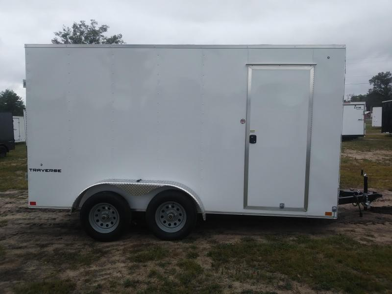 2020 Formula Trailers FSCAA7X14TA2FF Enclosed Cargo Trailer