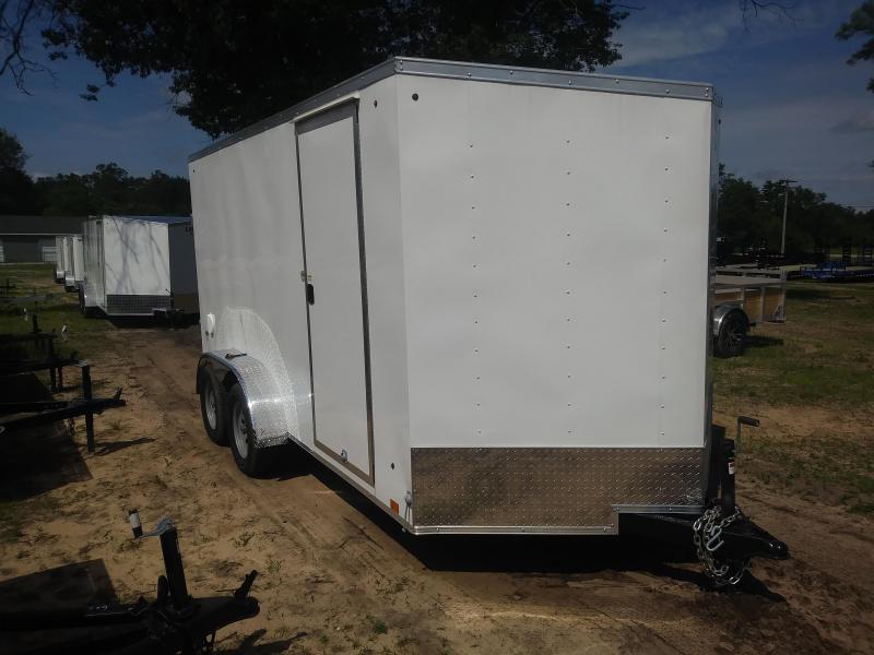 2020 Look Trailers 7X14 DLX Enclosed Cargo Trailer