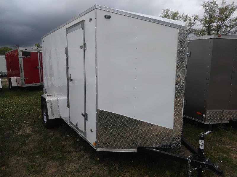 2020 Stealth Trailers SMSE612SA Enclosed Cargo Trailer