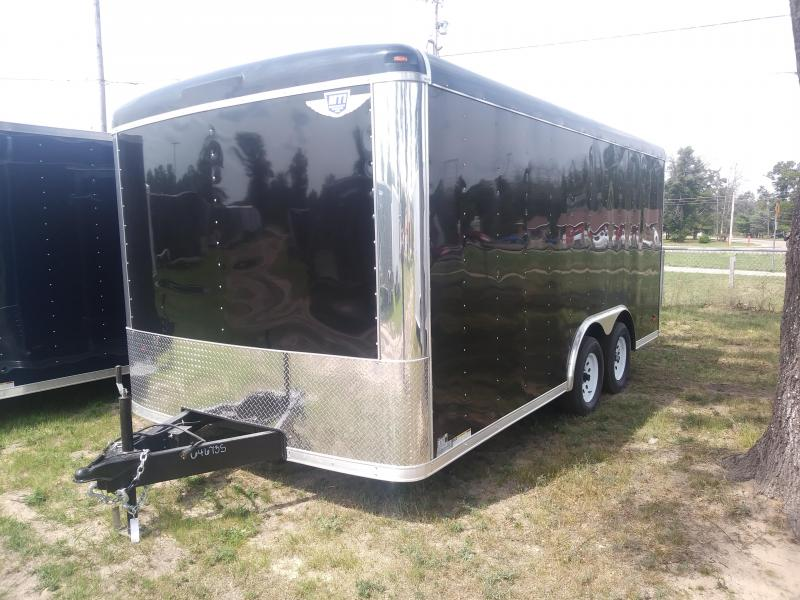 2018 MTI Trailers MST8.5X16 Car / Racing Trailer