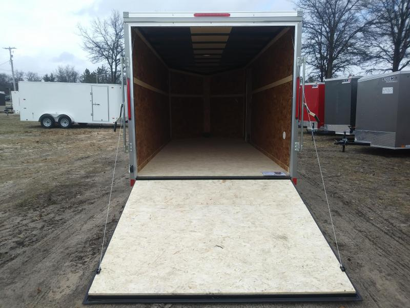 2019 Look Trailers St 7x16 Cargo Deluxe / Enclosed Trailer