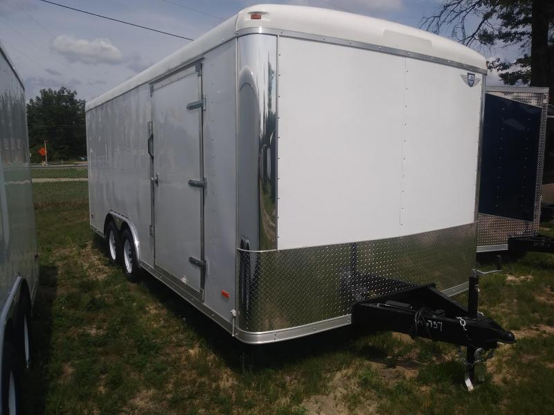 2018 MTI Trailers MST8.5X18 Car / Racing Trailer