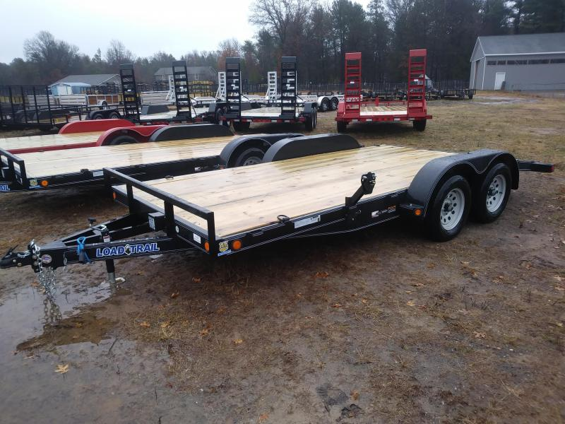 "2019 Load Trail Carhauler 83"" x 16' Car / Racing Trailer"