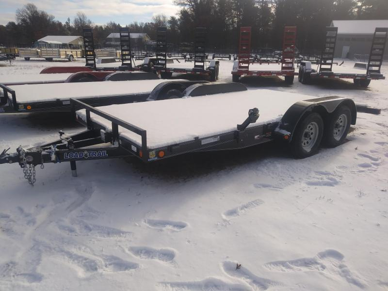 2019 Load Trail CH Carhauler 83 x 16 Car / Racing Trailer