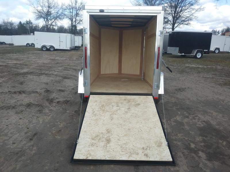 2019 MTI Trailers MWT5X8SA Enclosed Cargo Trailer